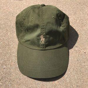 Polo Strap Back Hat Vintage